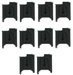 10pcs SIM SLOT TRAY HOLDER FOR SONY XPERIA T2 ULTRA DUAL