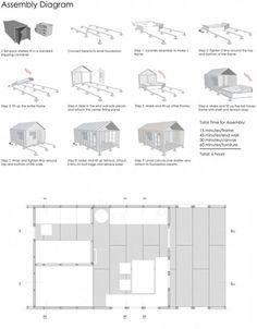 prefab home plans diagrams