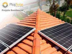Sistema fotovoltaico residencial#sistemafotovoltaico #sistemaresidencial#plugsolar