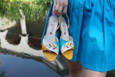 Sandali Astore Acquerello from Summer 2015 Collection