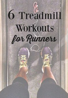 Workout Routines For The Gym : Can't run outside? Make the treadmill fun again and get in a great workout w. - All Fitness Cardio Training, Running Training, Running Tips, Training Equipment, Race Training, Workouts For Runners Training, Trail Running, Running Plans, Running Schedule