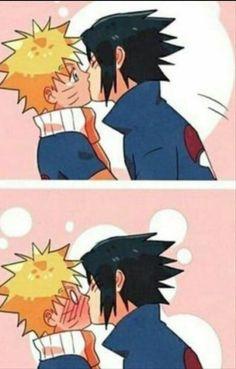 Sasuke X Naruto, Naruto Comic, Anime Naruto, Naruto Cute, Naruto Funny, Sasunaru, Naruto Uzumaki Shippuden, Narusasu, Shikamaru