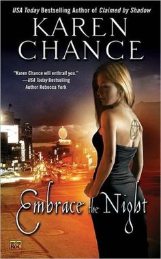 Embrace+the+Night+(Cassie+Palmer+Series+#3)