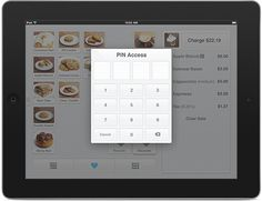Transform your iPad to a register and accept card payments with square