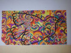 Plástica Primaria: Mural del Día Paz
