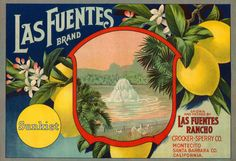 Hey, I found this really awesome Etsy listing at https://www.etsy.com/listing/90033679/1910-antique-sunkist-lemon-montecito