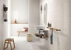 Fliesen für das Bad: Gestaltungsideen mit Keramik und Feinsteinzeug  - Marazzi 7358