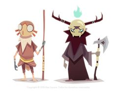 Video Game Character Design Collection
