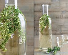 Memory tonic? Artisan libation? Both? Learn how a rosemary wine infusion can transform both the flavor and health benefits of a basic bottle.