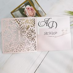 welcome the rustic zuma save the date has a sweet monogram with a