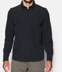 Shop Under Armour for Men's UA Tactical Over Shirt in our Mens Tops department.  Free shipping is available in US.