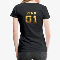 king and queen shirts couple love 17 - Women's Premium T-Shirt #kingandqueenshirts #kingandqueenTshirts #couples #couplegoals  #matching #matchingoutfits #fashion #valentines #relationship #kingandqueen #king #queen #kingqueencouple #mactchingcoupleshirt #kingtshirt #queentshirt #king01tshirt #queen01tshirt