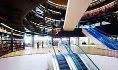 La plus époustouflante bibliothèque européenne va vous redonner goût à la lecture