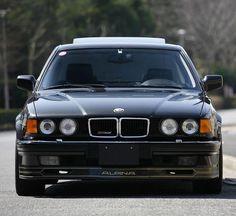 BMW E32 Alpina