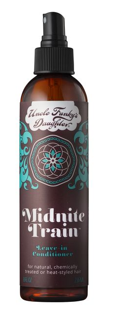 Midnite Train,Leave-in Conditioner,Curly: Whole Lotta Body Funky's Daughter Best Natural Hair Products, Natural Hair Styles, Curl Pattern, Leave In Conditioner, Dry Shampoo, Dry Hair, Hair Today, Locs, Shea Butter