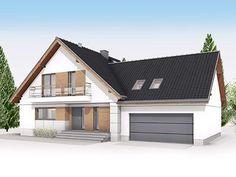 House Exterior Color Schemes, Exterior Colors, Bungalow, House Plans, House Design, Outdoor Structures, Outdoor Decor, Garden, Inspiration