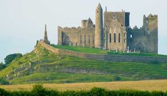 Photo about Rock of Cashel in County Tipperary, Ireland. Image of world, remains, eire - 17007031 Ireland Travel Guide, Visit Dublin, Photo Tiles, Ireland Vacation, Emerald Isle, Countryside, Monument Valley, Attraction, Places To Visit