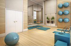 home pilates studio | Lançamento Jardins Abrolhos Lazer | Jardins do Brasil