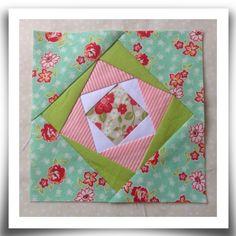 Threadbare Creations- Chatelaine Free BOW Sampler Quilt Block 79
