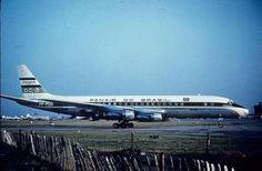 Panair do Brasil - Douglas DC-8 - PP-PDS
