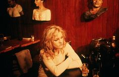 Cookie at Tin Pan Alley, NYC, 1983 by Nan Goldin