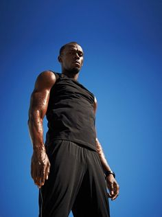 In addition to attaining gold medals and record-breaking speed, the sprinter has built one of the best bodies on the planet. And while you'll never catch him on the track, you can steal his fitness-and-diet regimen