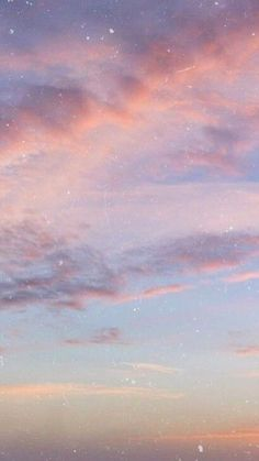 Pink Clouds Wallpaper, Look Wallpaper, Night Sky Wallpaper, Aesthetic Pastel Wallpaper, Iphone Background Wallpaper, Aesthetic Backgrounds, Galaxy Wallpaper, Nature Wallpaper, Aesthetic Wallpapers