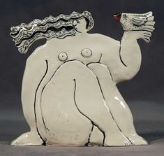 lady and bird - tania babb
