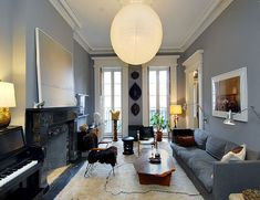 L'appartement New-Yorkais de Julianne Moore