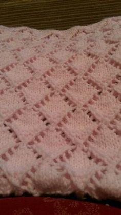 Pram blanket for my granddaughter