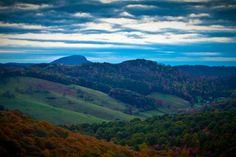 Buffalo Mountain. My home is in Floyd. <3