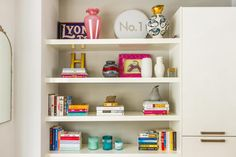 Shelves - A Two Bed Layered Mix Of Modern & Vintage In South London