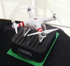 Drone cake