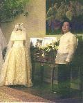 Evangeline - Filippinsk bryllup Wedding Processional Order