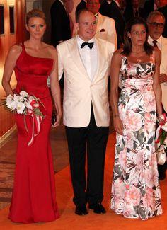 Charlene, Albert & Stephanie