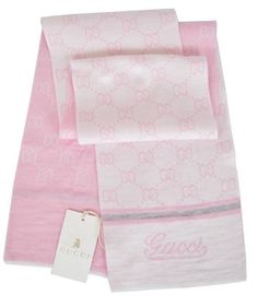 Gucci Children's 261827 Pink GG Guccissima 100% Wool Scarf Muffler New. Get the lowest price on Gucci Children's 261827 Pink GG Guccissima 100% Wool Scarf Muffler New and other fabulous designer clothing and accessories! Shop Tradesy now