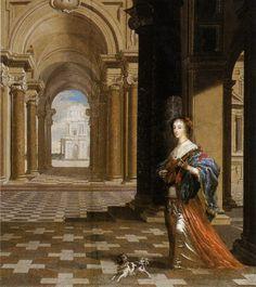 McQuiabelho @Mcquiabelho 24분24분 전 번역 보기 flemishgarden: Geraert Hoeckgeest and Cornelis Janssens van... #Art #inspiration