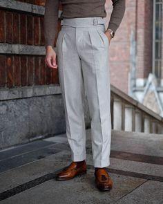 The UK Officer Khaki Drill Trouser from WPG | STREET x SPREZZA
