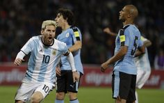 Lionel Messi was back in an Argentina shirt with the captain's armband strapped…