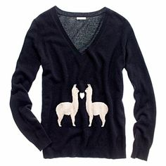 I'm getting this for you for your next birthday.  llamas! @Catherine Foerster