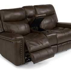 18 Best Reclining Furniture Images Love Seat Recliner Leather