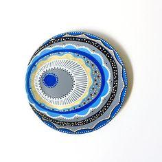 Mandala Decor Decorative Plate Wall Hanging Wall Decor
