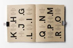 ROOTS MAGAZINE on Editorial Design Served