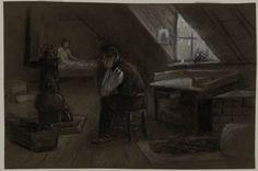 Thuiswerker  Herman Heijenbrock