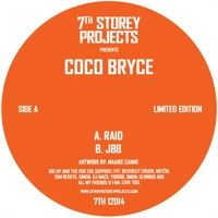 "Coco Bryce - Raid/JBB - 10"" Vinyl Available To Preorder At 7th Storey Projects Now! by 7th Storey Projects on SoundCloud #jungle #hardcore"