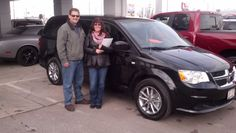 2014 Dodge Grand Caravan - Happy couple! www.gokolosso.com