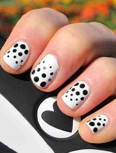 Not your run-of-the-mill nail designs