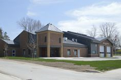 Agway Metals Inc. - Innisfil Fire Hall - Cookstown, ON