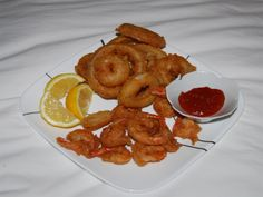 Beer Batter For Fish, Shrimp And Onion Rings Recipe - Deep-fried.Food.com