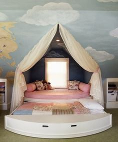 I could do everything but the trundle. I can't wait to get started on Gracie's attic room ^_^